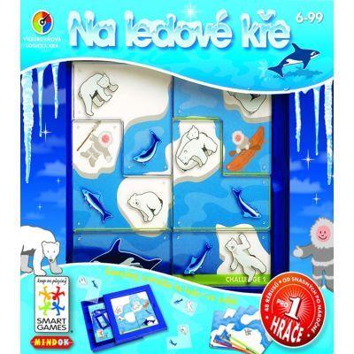 Vše :: Hrajeme si :: Stolní hry :: Logické hry :: SMART - Na ledové kře - IQ hračky - eshop plný zajímavých hraček nejen pro chytré děti