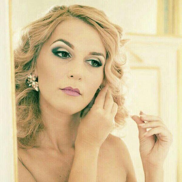 Machiaj de mireasa  - Andreea Magharusan Make Up Artist