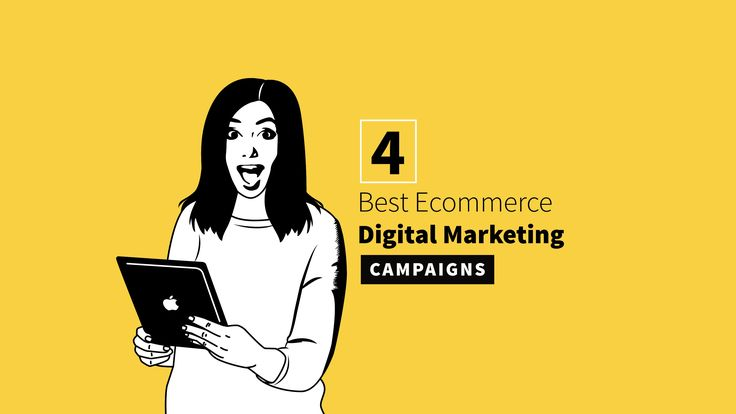 Over the last decade, Ecommerce digital marketing campaigns have evolved to better engage the consumer. Get inspired with these 4 examples.