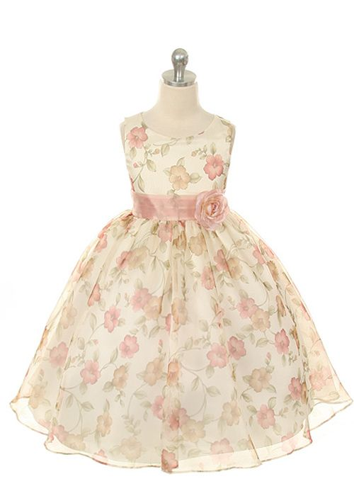 Super cute and well priced dress for a flower girl and can be reused for an Easter dress too!