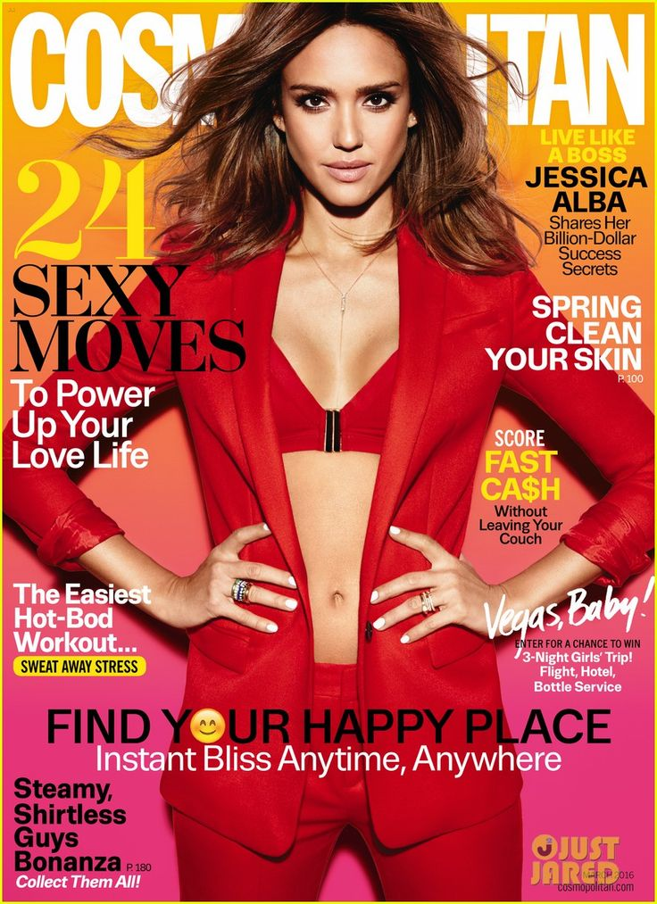 Jessica Alba on Gender Equality: 'It's Just Not Equal'