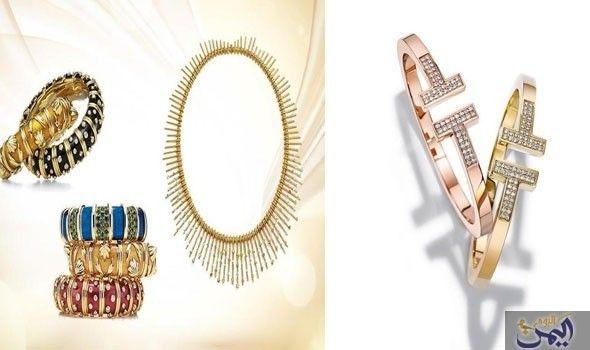 تألقي بمجوهرات Gold Jewelry Gold Bracelet