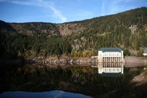 Lac Noir : Vosges !!