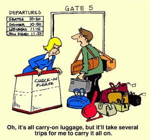 travel humor | Humourin Travel - Jokes and Humorous Articles - Relaxation and Games
