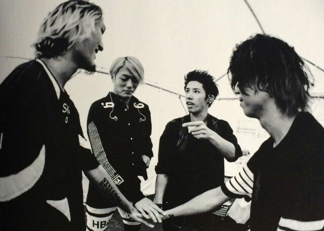 One Ok Rock I love Takas Style at the MLF Yokohama Stadium concert. He looked so handsome *.*