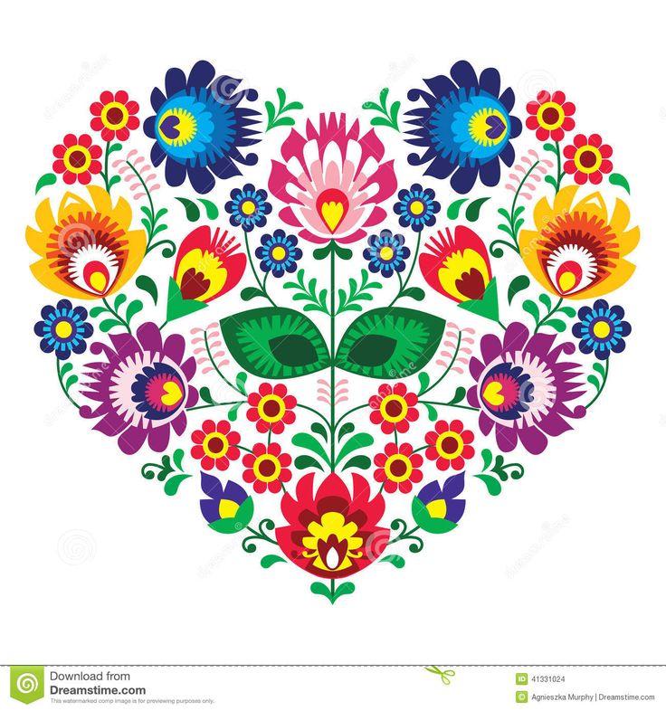 Bordado Polaco Con Las Flores - Lowickie Wzory Del Corazón Del Arte Del Arte Del Olk - Descarga De Over 62 Millones de fotos de alta calidad e imágenes Vectores% ee%. Inscríbete GRATIS hoy. Imagen: 41331024