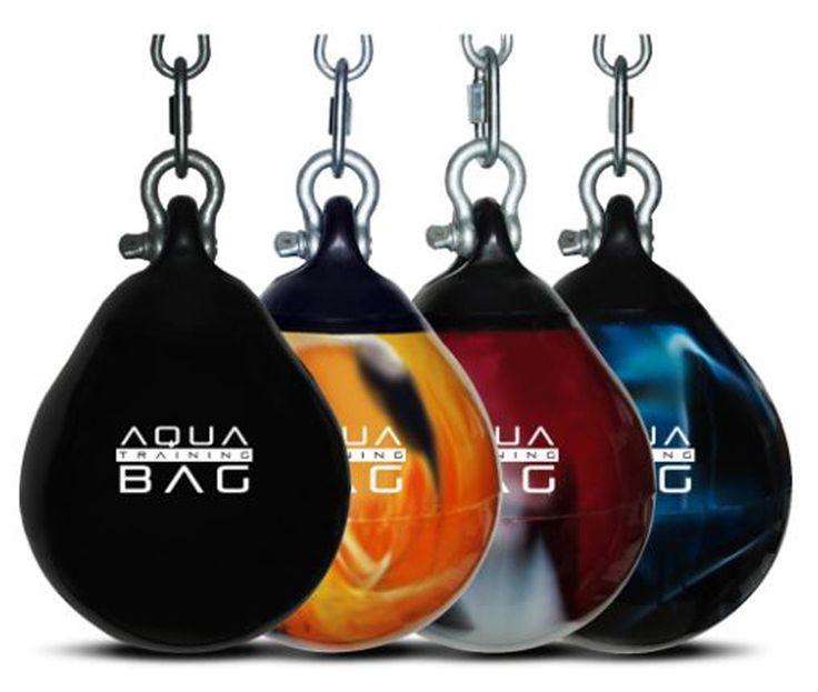 new AQUA Punch / Kick Bag 18″