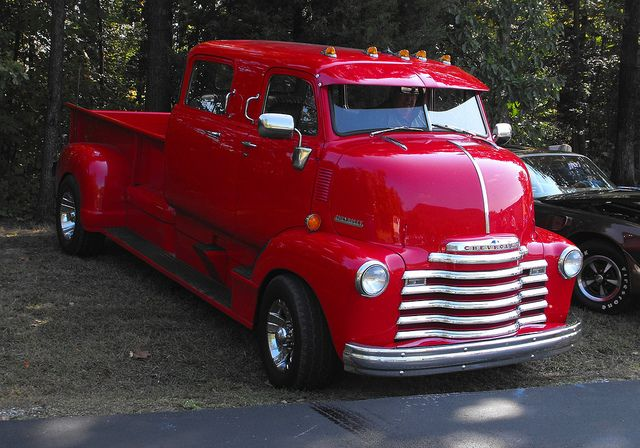 Chevy Bulldog Truck