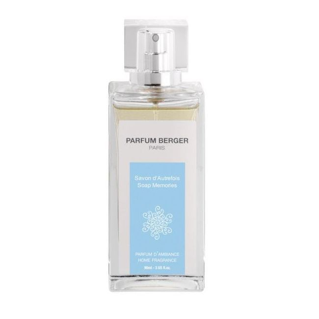Parfum Berger Room Spray - Soap Memories - Style of Life