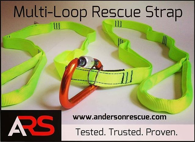 CHECK IT OUT   @andersonrescuesolutions -  The ARS Multi-Loop Rescue Strap is THE tool for high stress rescues. Tested. Trusted. Proven. Whats your plan??? www.andersonrescue.com . . . #firetruck #firedepartment #fireman #firefighters #ems #kcco #brotherhood #firefighting #paramedic #firehouse #rescue #firedept #workingfire #feuerwehr #brandweer #pompier #medic #retten #firefighter #bomberos #Feuerwehrmann #IAFF #ehrenamt #boxalarm #fireservice #fullyinvolved #thinredline #мчсроссии