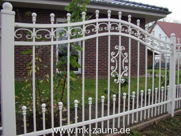 Mk Zaune Galerie Zaune In 2020 Zaun Tor Design Garten