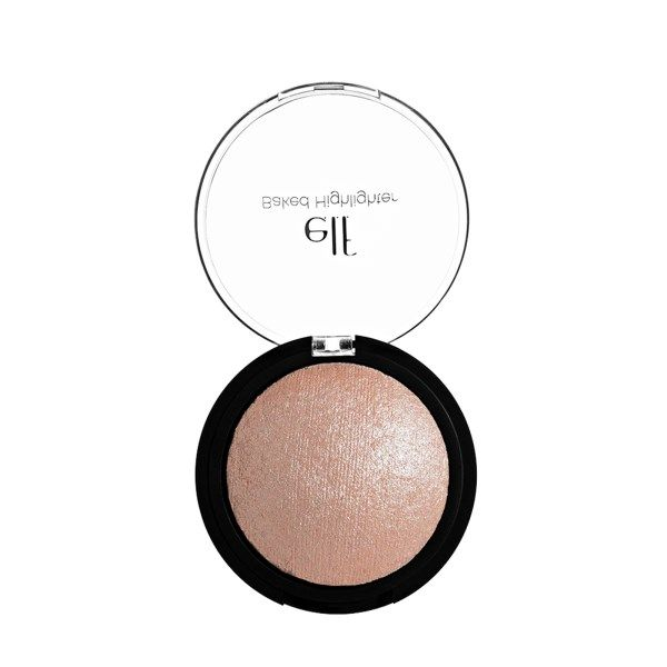 E.L.F. Cosmetics, Baked Highlighter, Blush Gems, 0.17 oz (5 g) #makeup #cosmetics #elf - Save extra with iHerb coupon code YUY952