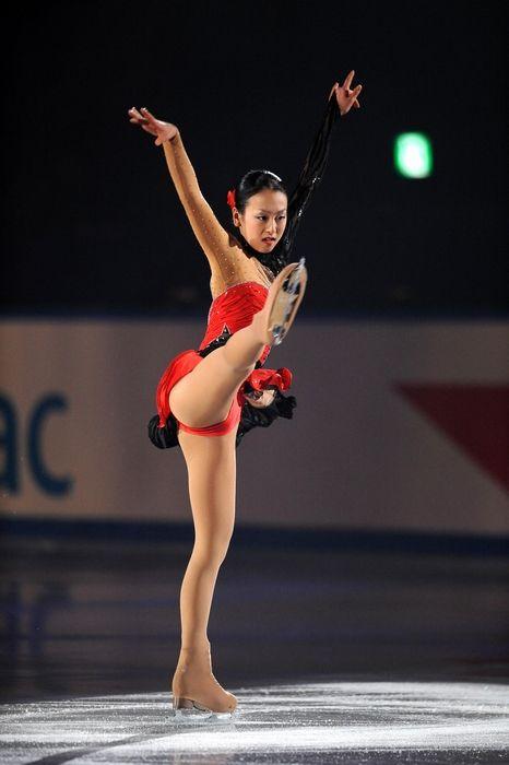 【画像】浅田真央/2008NHK杯国際フィギュアスケート競技大会