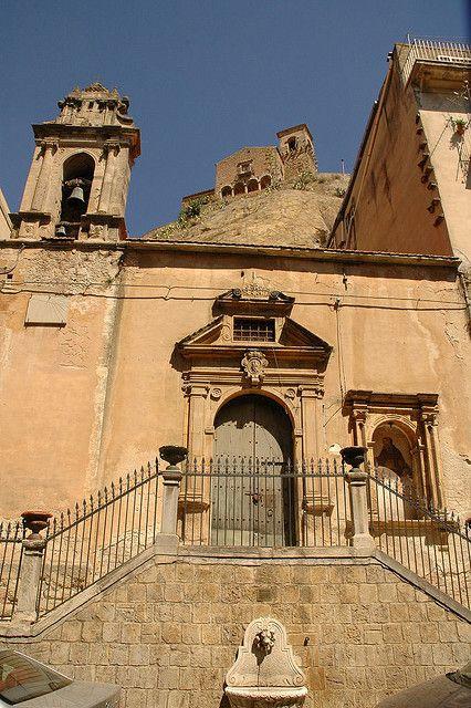 Chiesa del SS. Salvatore - Nicosia, Sicily, Italy