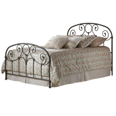 Andover Mills Paschall Traditional Panel Bed