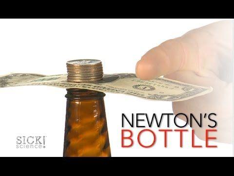 Newton's Bottle - Sick Science! #168