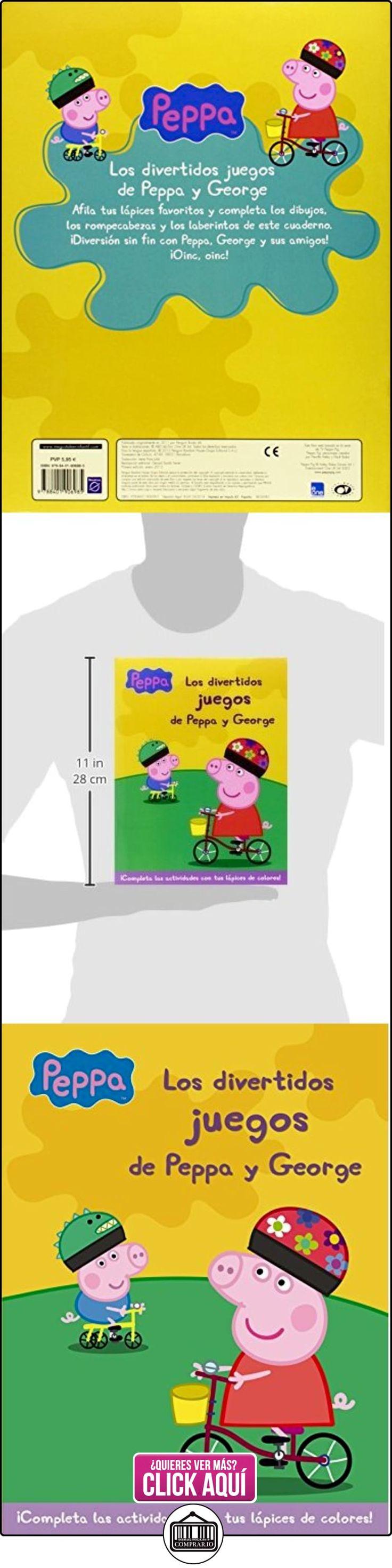 Peppa Pig. Los Divertidos Juegos De Peppa Y George VARIOS AUTORES ✿ Peppa Pig - Peppa La Cerdita ✿ ▬► Ver oferta: http://comprar.io/goto/8401906989