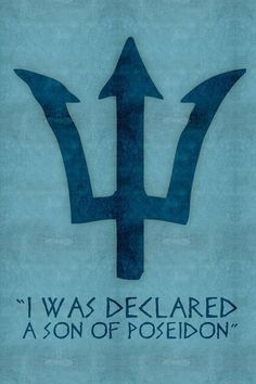 Percy Jackson Blue Trident Symbol 1000+ ideas about <b>percy jackson</b> tattoo on pinterest  <b>percy</b> ...