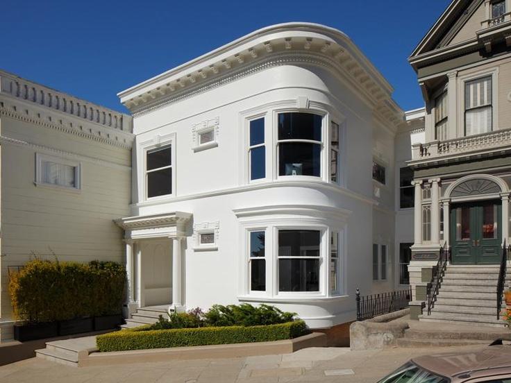Super Chic   Classic Edwardian   Buena Vista, San Francisco, CA