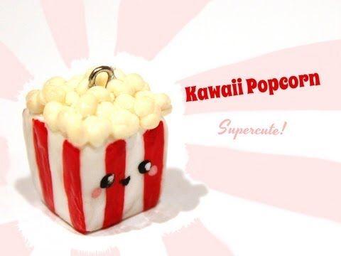 Tuto vidéo : popcorn kawaii
