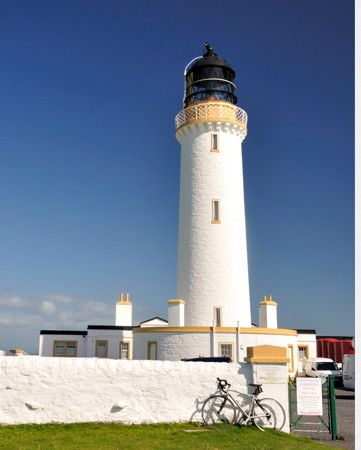 Mull of Galloway Lighthouse, Drummore, Southwestern, SCOTLAND.