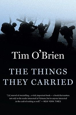 The Things They CarriedBook Club, Worth Reading, Book Worth, Tim Obrien, Vietnam Wars, Things, Carrie, Tim O' Brien, American Literature