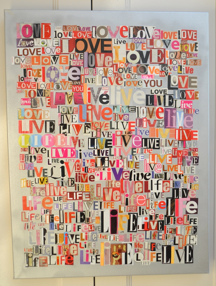 love live life collage '13