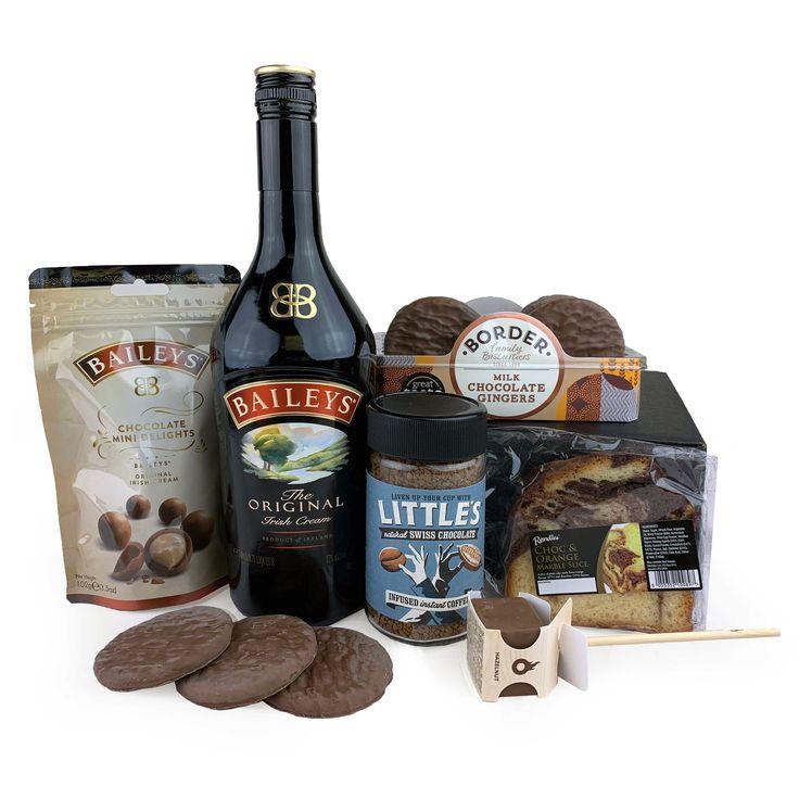Baileys and cookies hamper gifts international baileys