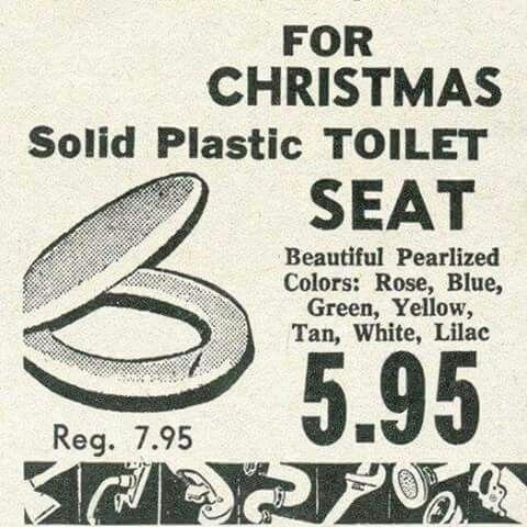 Ha ! What a wonderful Christmas gift idea!