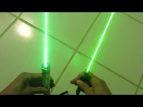 diy powerful 520nm green laser diode torch step by step build weaponize - Cool Homemade Stuff