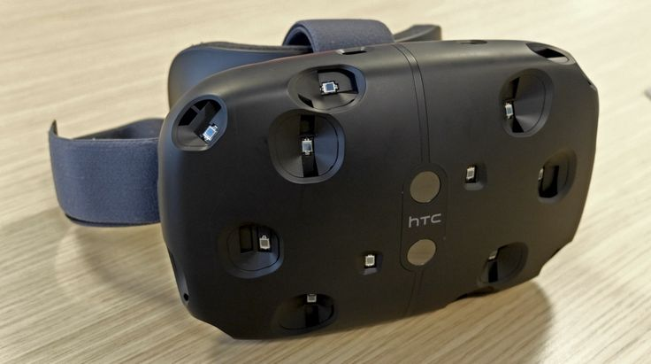 HTC Vive first impressions: Gaming on the cutting edge SteamVR headset