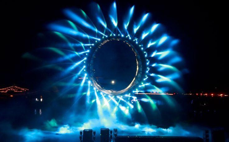 Yeosu Expo 2012 opening ceremony