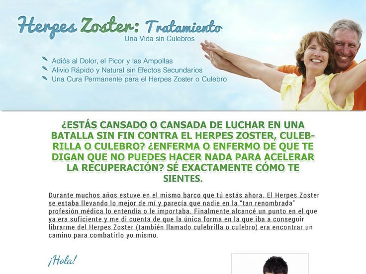 ① Herpes Zoster: Tratamiento - Cura Herpes Zoster, Culebro O Culebrilla - http://www.vnulab.be/lab-review/%e2%91%a0-herpes-zoster-tratamiento-cura-herpes-zoster-culebro-o-culebrilla