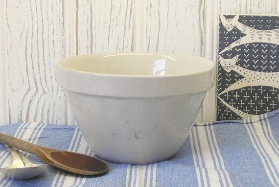 Image 0 Vintage Ironstone Retro Home Decor Basin