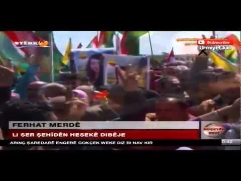 Ferhad Merdê Hesekê فرهاد مردي يغني الحسكة - YouTube Kurdistan Hasakah