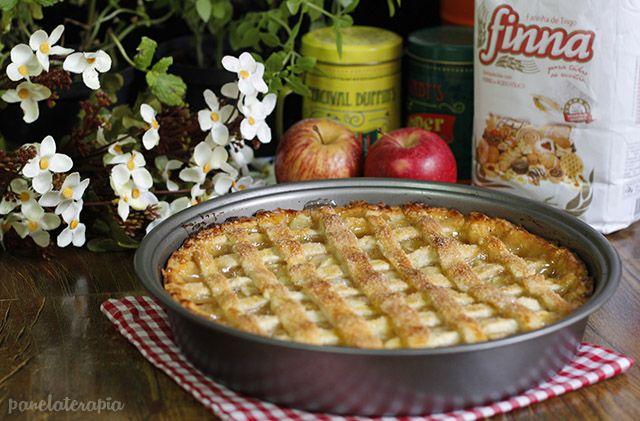 Quando a Finna me pediu para fazer uma receita usando a farinha de trigo da marca imediatamente eu pensei em receitas de mãe, aquelas bem caseiras e reconfortantes, mas que também fossem fáceis de …