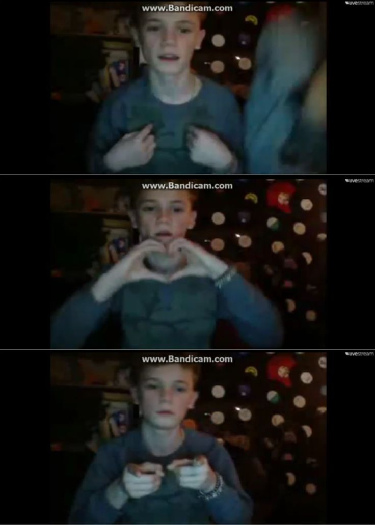 Does anyone besides me go on YouTube and watch there old YouNow and Twitcam videos?