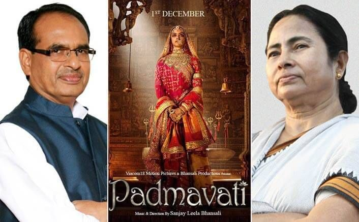 While The Movie Gets Banned In Madhya Pradesh Mamata Banerjee Labels It Unfortunate