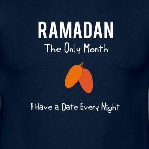 Ramadan - The Only Month I Have a Date Every Night