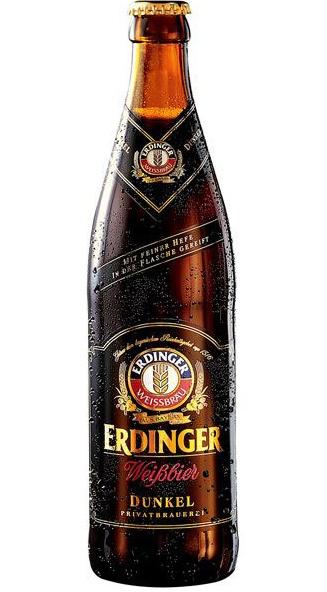 Erdinger Beer The dark one is very strong! Who has tried it?
