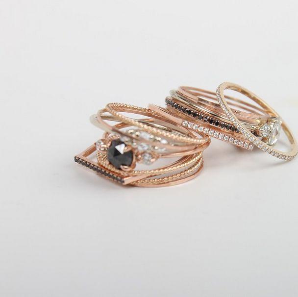 catbird stacks #rings