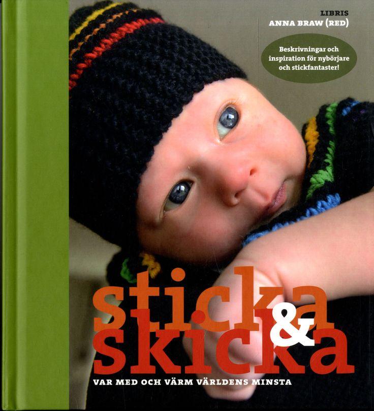 Världen behöver värme. Var med och värm en nyfödd -- nära eller långt bort! Hjälpstickare från Sverige och världen berättar och delar med sig av sina bästa koftor, mössor, västar och filtar.