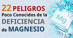 El magnesio es considerado como un mineral para su corazón y huesos, pero los investigadores revelaron que sus funciones podrían haber sido subestimadas. http://articulos.mercola.com/sitios/articulos/archivo/2015/06/25/deficiencia-de-magnesio.aspx