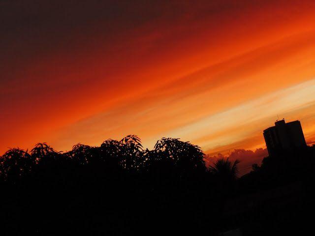Sunrise in Barreiras Bahia