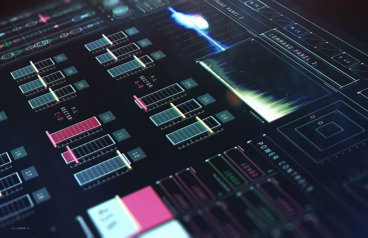 ArtStation - LONE ECHO - Interface design, Davison Carvalho