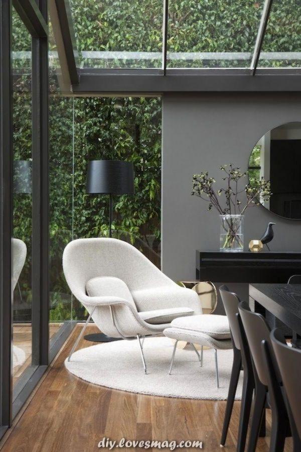 Pin Von Regina Auf Saarinen Womb Chair In 2020 Kleines Balkon