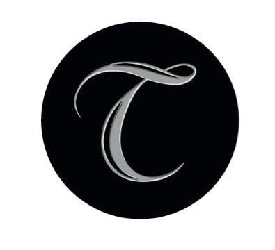 Like the sleek letter, circle logo.