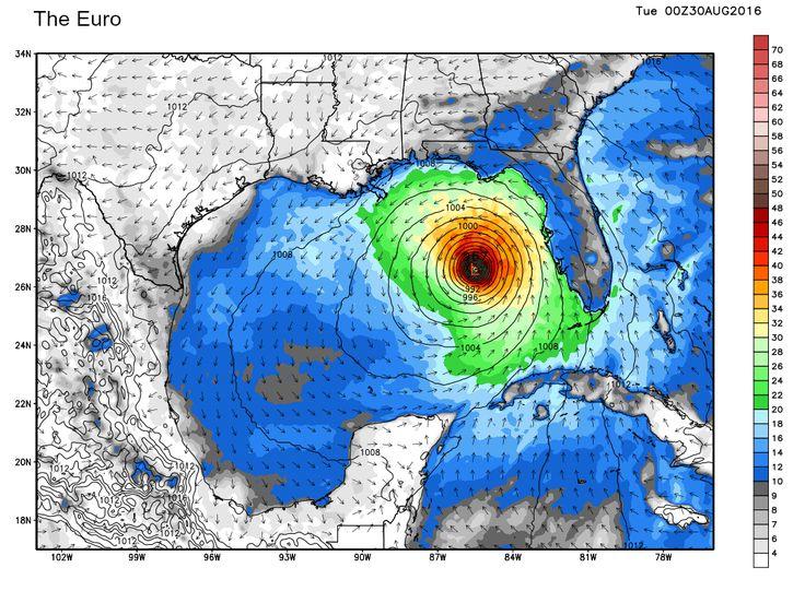 Gulf hurricane talk: fact vs. fiction