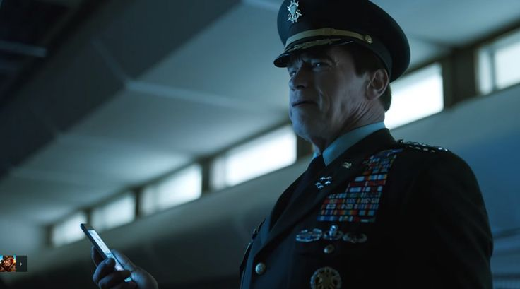 Arnold Schwarzenegger stars in the new ad for Mobile Strike from Machine Zone.