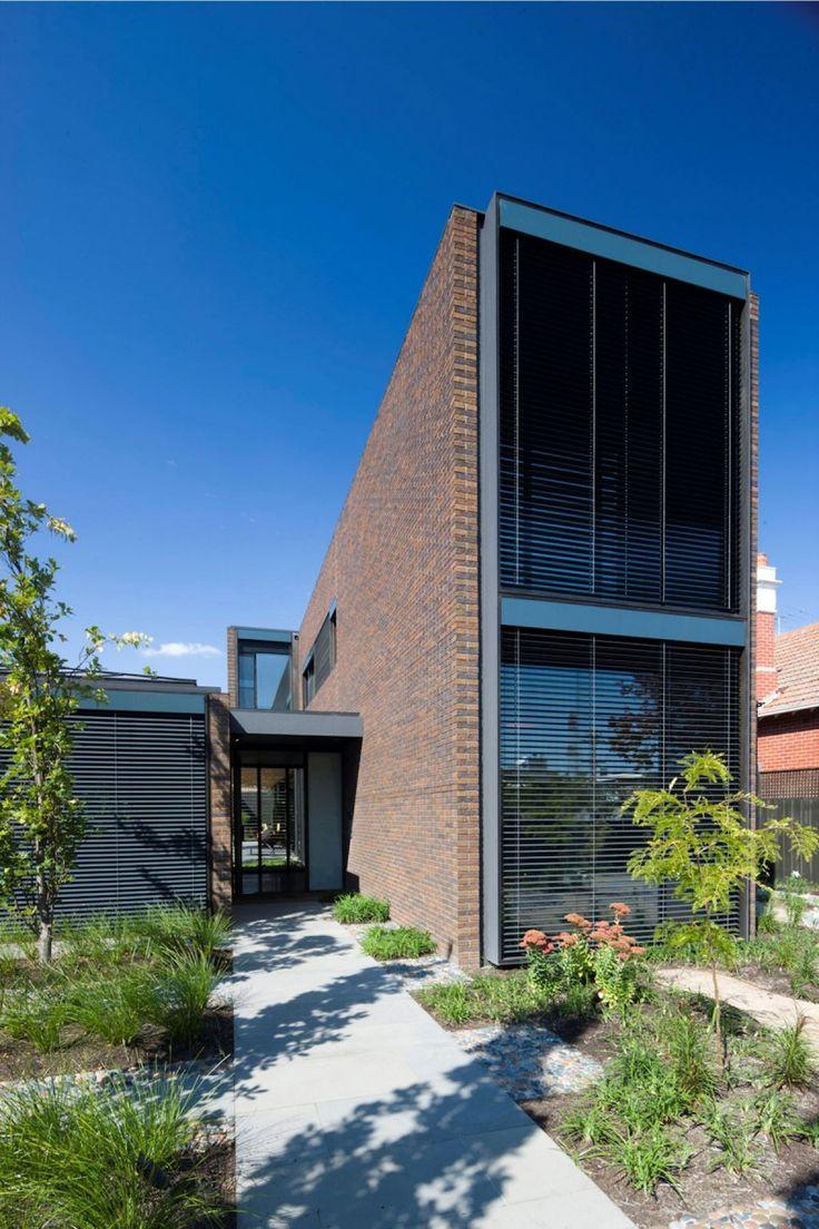 Elizabeth Street Residence by Jackson Clements Burrows; Melbourne, Australia
